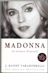 MADONNA : AN INTIMATE BIOGRAPHY - SOFTBACK  UPDATED BOOK